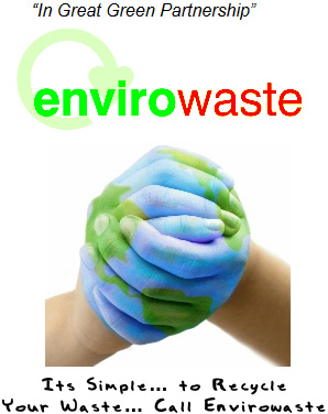 Enviro Waste - in great green partnership