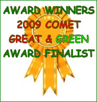 Award Winners 2009 Comet Great and Green